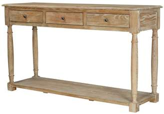 Tiffany & Co. Carter Sinclair 3 Drawer Console