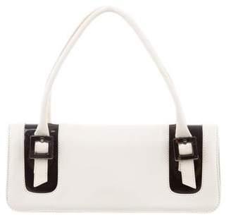 Ungaro Leather Shoulder Bag
