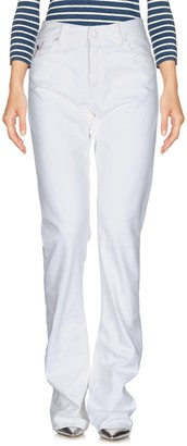 2W2M Denim pants - Item 42648509FM