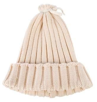 Dolce & Gabbana Wool Knit Beanie