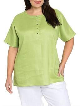 Yarra Trail Woman Elbow Sleeve Overshirt