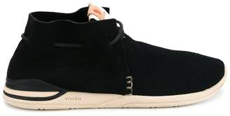 Visvim 'Huron Mesh' moccasin-style sneakers