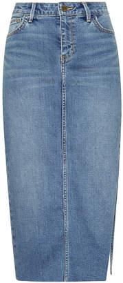 Sam Edelman Miribelle Denim Midi Skirt