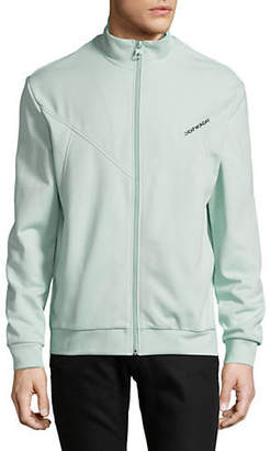Cheap Monday Zip-Up Running Jacket