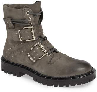 Free People Mountain Brook Studded Hiker Boot