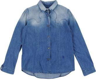 Mauro Grifoni Denim shirts - Item 42599858QP
