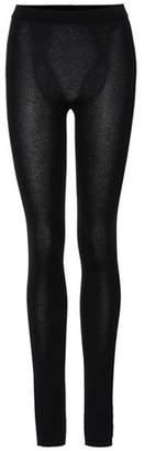 Rick Owens Cashmere-blend leggings
