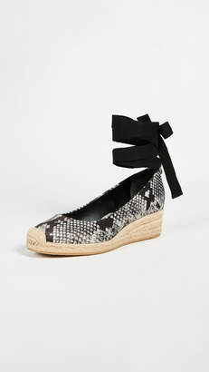 Tory Burch Heather 40mm Wedge Espadrilles