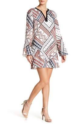 BCBGeneration Printed Dress