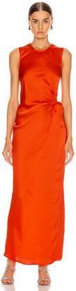 Maggie Marilyn Catch The Sunset Maxi Dress in Orange | FWRD