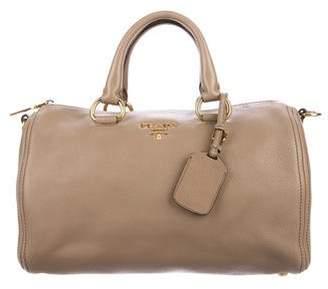 Prada Vitello Daino Bauletto Bag fdc8533c947ca
