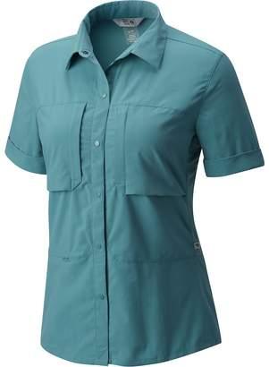 Mountain Hardwear Canyon Pro Short-Sleeve Shirt - Women's