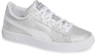 Puma Basket Holiday Glitz Shoe