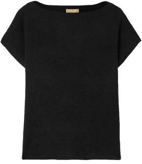 Michael Kors Ribbed Cashmere-blend Sweater