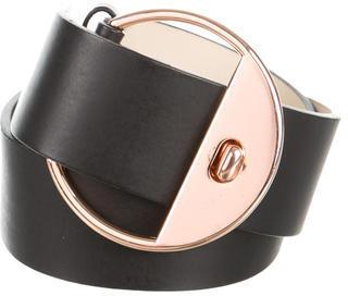 Reiss Turn-Lock Waist Belt $85 thestylecure.com