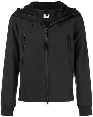 C.P. Company hooded lightweight jacket