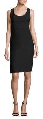 Milly Veronica Tech Stretch Dress