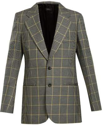 Joseph Grimaud Prince Of Wales-checked jacket