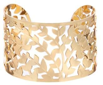 Dillard's Tailored Open Leaf Cuff Bracelet