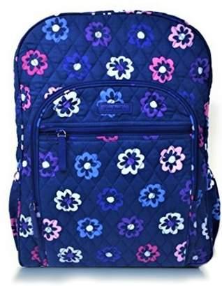 Vera Bradley Ellie Flowers Campus-Backpack
