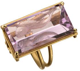 MiN New York Wendy Brandes Queen Koi Ring