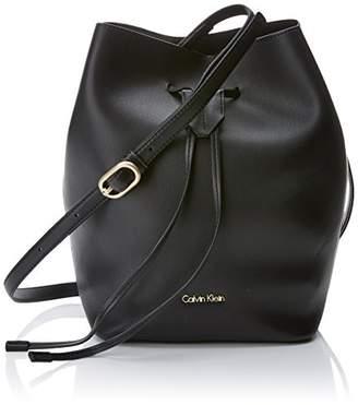 Calvin Klein Rev Medium Bucket, Women's Cross-Body Bag,15x28x20 cm (B x H T)