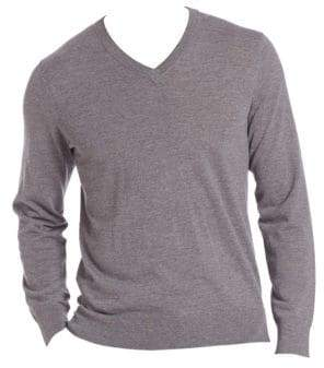 Theory V-Neck Sweater