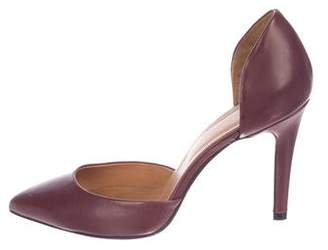 IRO Leather D'Orsay Pumps