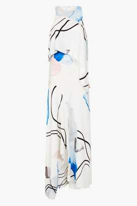 Sass & Bide The Abstract Maxi Dress