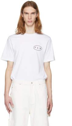 Perks And Mini White Pamutation T-Shirt
