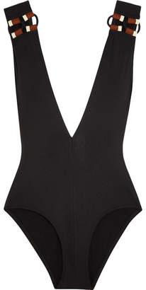 Eres Emanuelle Swimsuit - Black