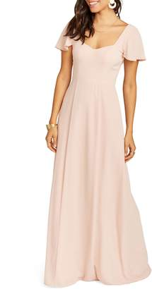 Show Me Your Mumu Marie Sweetheart Gown