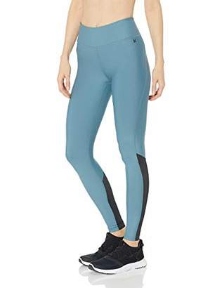 Hurley Women's Quick Dry Compression Mesh Legging