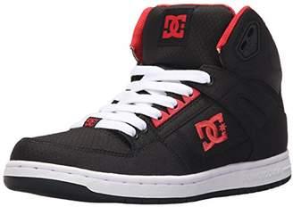 DC Women's Rebound High TX Skate Shoe