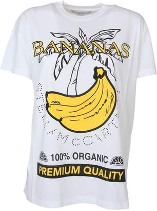 Stella McCartney Banana Print T-shirt