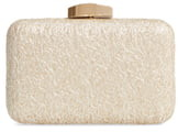 Nordstrom Abstract Lace Minaudiere