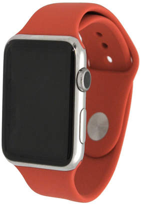 Women Silicone Solid Color Apple Watch Strap 42mm