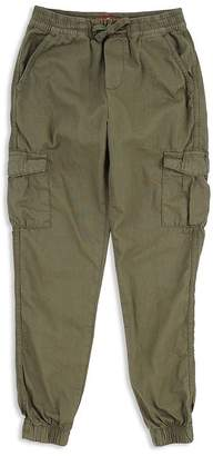 7 For All Mankind Girls' Cargo Jogger Pants - Big Kid