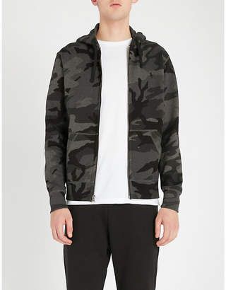 Polo Ralph Lauren Camouflage-pattern cotton-blend hoody