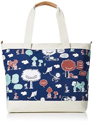 Snoopy [スヌーピー] トートバッグ SY1182 生成 キナリ