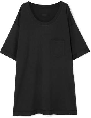 MM6 MAISON MARGIELA Cotton-jersey Dress - Black