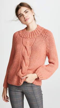 Brochu Walker Gia Hand Knit Pullover