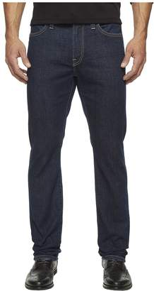 Agave Denim Classic Fit Straight in Indigo Whisker Rinse Men's Clothing