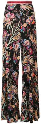 Etro printed palazzo pants