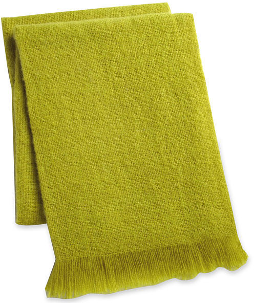 JCPenney Design by Conran Colored Woven Throw
