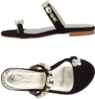 MonnaLisa Toe strap sandals - Item 11431000