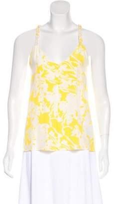 Myne Printed Sleeveless Top