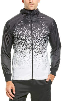 Oakley Enhance Wind Hoodie Graphic Jacket