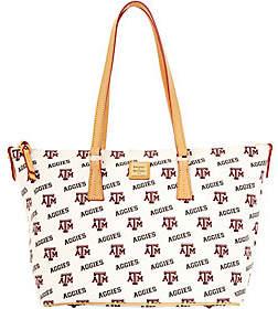 Dooney & Bourke NCAA Texas A&M University ZipTop Shopper