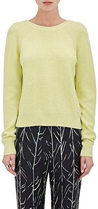 Proenza Schouler Women's Cashmere-Blend Cardigan Sweater $850 thestylecure.com